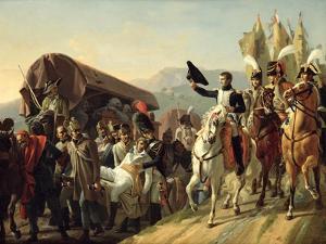 Napoleon by Jean Baptiste Debret