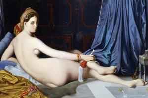 The Great Odalisque, 1780-1867 by Jean Baptiste Debret
