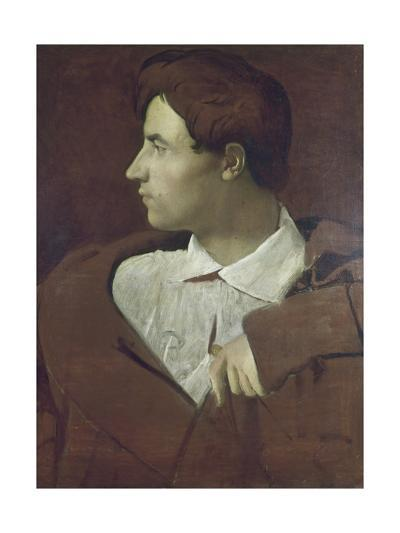 Jean Baptiste Desdeban-Jean-Auguste-Dominique Ingres-Giclee Print