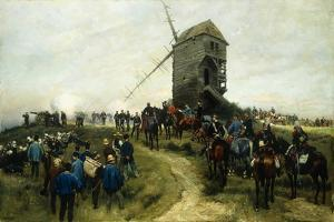 Souvernirs Des Grandes Manoeuvres, 1879 by Jean-Baptiste Edouard Detaille
