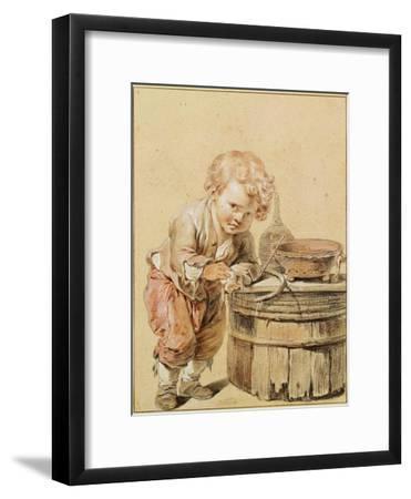 Boy with a Broken Egg, Ca 1756