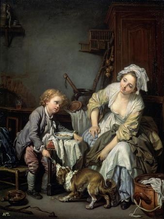 Spoilt Child, 1765