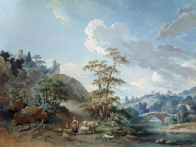 Bridge in a Valley, 1778