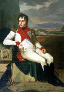Louis Bonaparte, Gallery of Modern Art, Florence by Jean-Baptiste Joseph Wicar