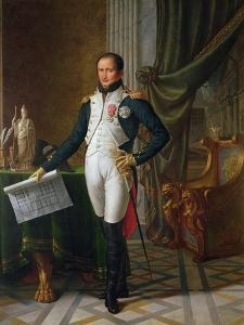 Portrait of Joseph Bonaparte King of Spain, 1808 by Jean-Baptiste Joseph Wicar