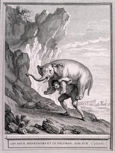 Die beiden Abenteurer und der Talisman (Les Deux Avanturiers et le Talisman) by Jean-Baptiste Oudry