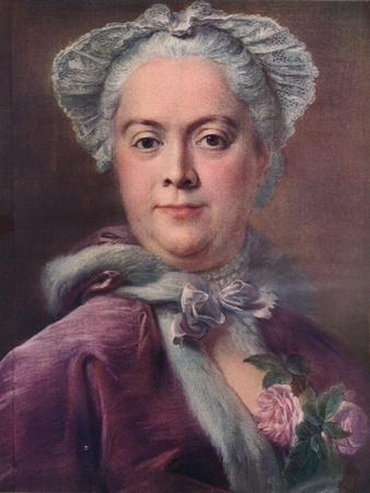 'Madame Valade', c1746
