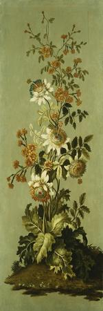 Decorative Panels with Flowers