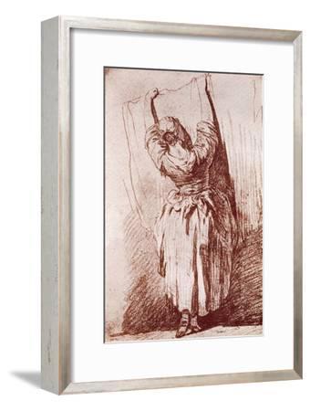 Hanging Up the Washing, 1913