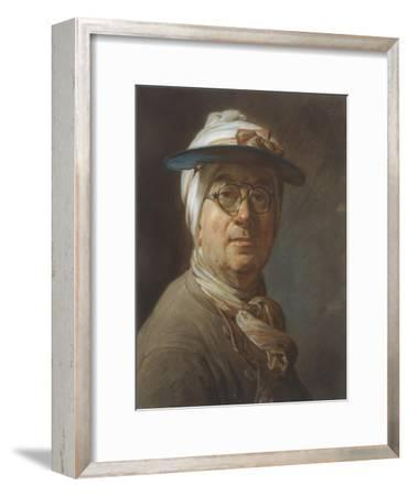 Self Portrait with a Visor, C.1776