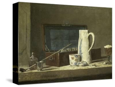 Smoking Kit with a Drinking Pot
