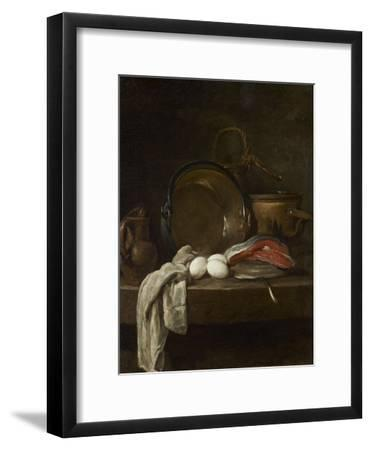 Still Life: the Kitchen Table, C.1755-56