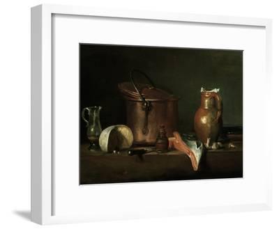Still-Life With Copper Pot