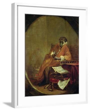 The Monkey Antiquarian, 1740