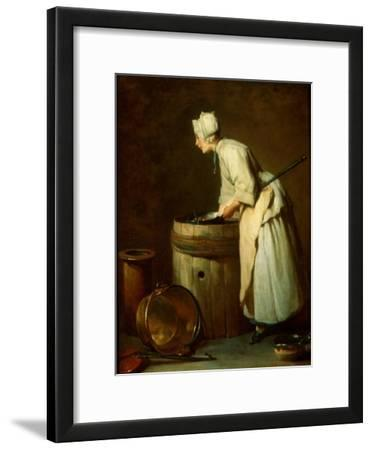 The Scullery Maid, 1738