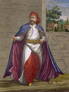 A Kasseki, Plate 19 by Jean Baptiste Vanmour