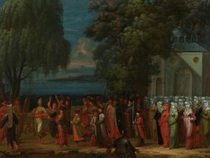Armenian Wedding, 1720-37 by Jean Baptiste Vanmour
