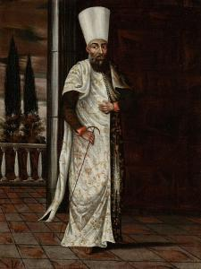Chaous Bachi by Jean Baptiste Vanmour