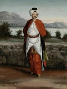 Choadar, Servant of the Ambassador by Jean Baptiste Vanmour