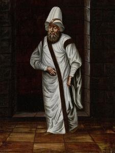 Grand Vizier by Jean Baptiste Vanmour