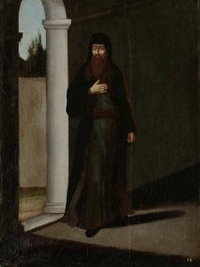 Greek Priest by Jean Baptiste Vanmour