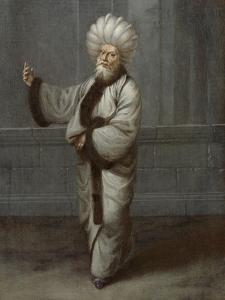Kazasker, Judge by Jean Baptiste Vanmour