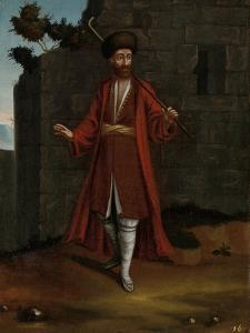 Man from the Bulgarian Coast by Jean Baptiste Vanmour