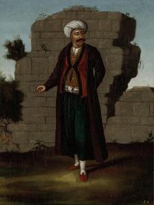 Man from the Island of Mykonos by Jean Baptiste Vanmour
