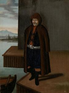 Man from the Island of Patmos by Jean Baptiste Vanmour