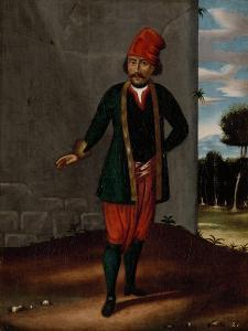 Man from the Island of Tinos by Jean Baptiste Vanmour