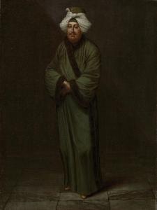 Mehmet, the Vizir Kachyasi by Jean Baptiste Vanmour