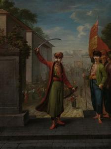 Patrona Halil by Jean Baptiste Vanmour