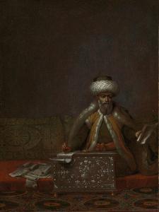 Reis Effendi, Head of the Chancery by Jean Baptiste Vanmour