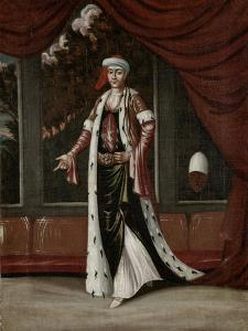 Sultana-Mother by Jean Baptiste Vanmour