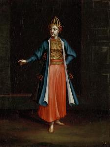 Woman from the Bulgarian Coast by Jean Baptiste Vanmour