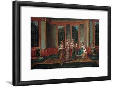 Women Drinking Coffee, 1720s