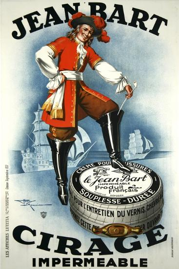 Jean Bart Impermeable Cirage-Marcus Jules-Giclee Print