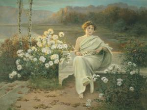 Daydreams, c.1901 by Jean Beauduin