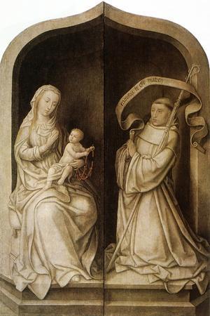 Annunciation, 1516-1517