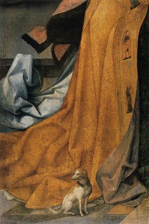 Annunciation (Detail), 1516-1517