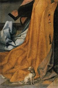 Annunciation (Detail), 1516-1517 by Jean Bellegambe