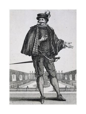 Capitan Spezzaferro, Stage Costume
