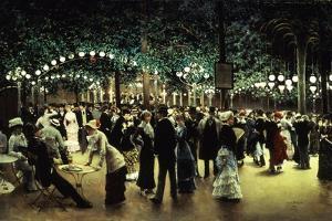 Le Bal Public, 1880 by Jean Béraud