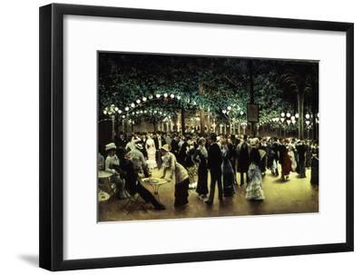 Le Bal Public, 1880