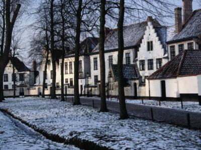 Begijnhof, Convent for Benedictine Nuns, Bruges, Belgium