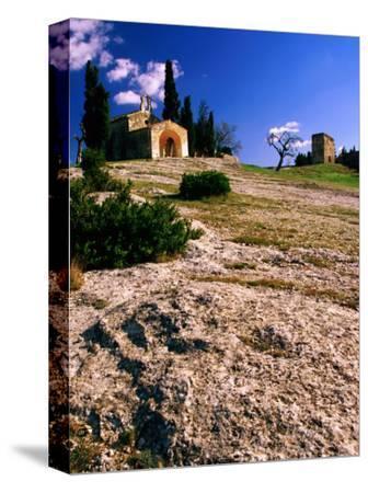 Chapelle St. Sixte Roman Chapel Near Eygalieres, Eygalieres, France