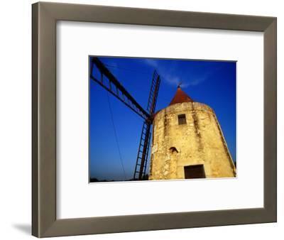 Moulin De Daudet (Daudet's Windmill), Fontvieille, France
