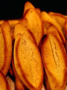 Navettes, Local Type of Biscuit, Marseille, France by Jean-Bernard Carillet