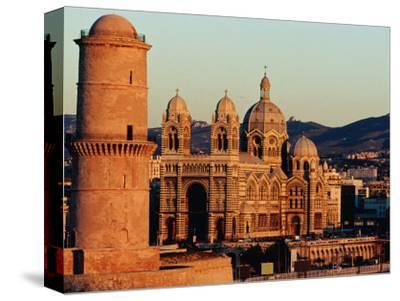 Nouvelle Cathedrale and Ancienne Cathedrale De La Major, Marseille, France