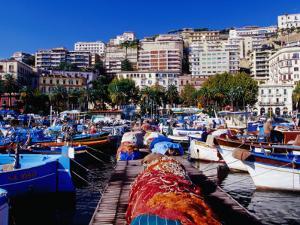 Porticciolo (Marina) at Mergellina, Naples, Italy by Jean-Bernard Carillet